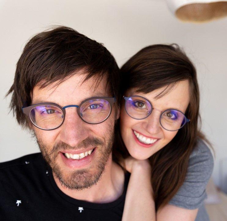 Mari-Louise and Alec Candiotes